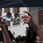 """Vernissage Kunstautomat """"Kunst ohne Filter"""""""