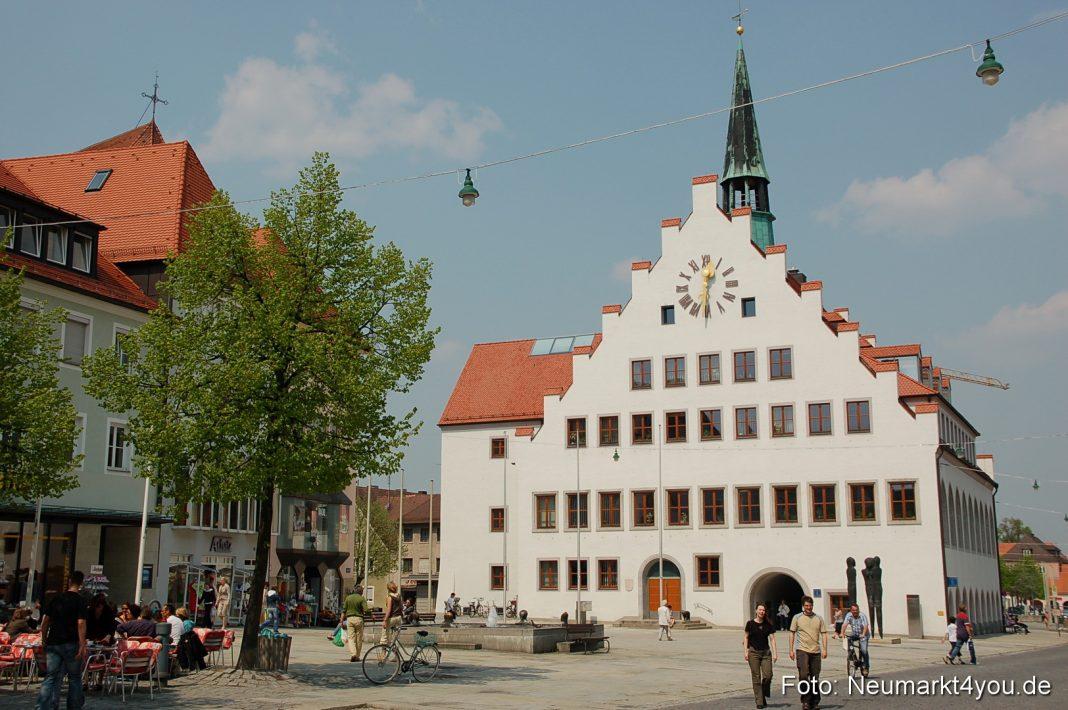 Das Neumarkter Rathaus