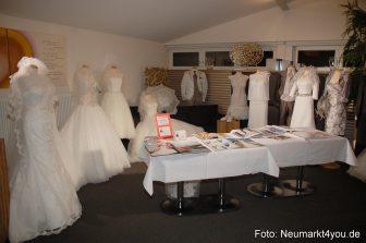 Brautmoden Honeymoon auf der Hochzeitsmesse Neumarkt