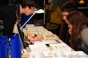 Schmuck und Uhren Mühlbauer auf der Hochzeitsmesse Neumarkt