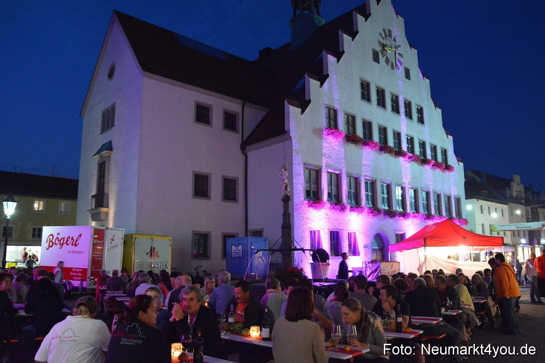Weinfest Neumarkt