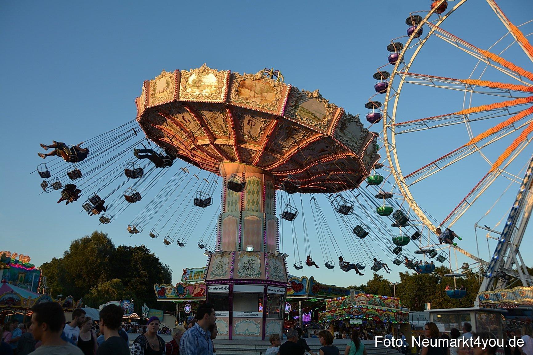 Jura Volksfest Neumarkt