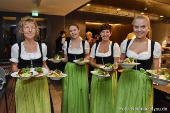 """Spätsommer Garten Früchte Salat"""
