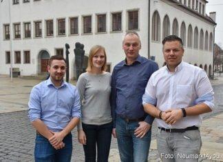 Philipp Eisinger, Danielle Gömmel, Günther Stagat, André Madeisky