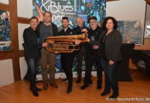 25 Jahre Jazz & Blues Open in Wendelstein