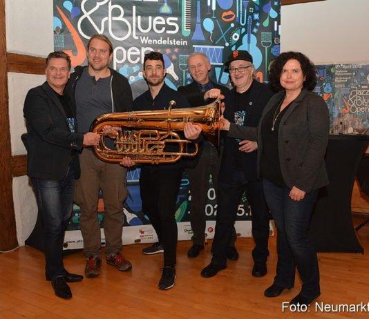 25 Jahre Jazz & Blues Open in Wendelstein