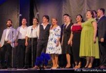 "Musical Gala ""Cabaret!"" der IMA 2018 im LGS-Park"