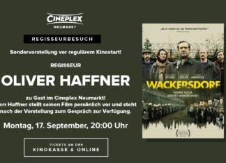 """DER BEGINN BÜRGERLICHEN WIDERSTANDS """"Wackersdorf"""" kommt ins Kino"""