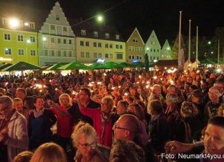 Weinfest Neumarkt 2018