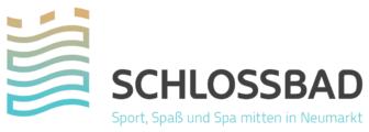 Das Logo vom Schlossbad Neumarkt