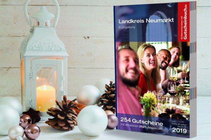 """""""Schlemmerreise mit Gutscheinbuch.de Landkreis Neumarkt & Umgebung 2018/2019"""""""