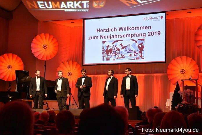 Neujahrsempfang der Stadt Neumarkt 2019 im Reitstadel