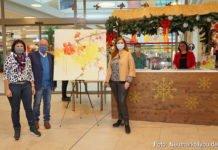 Die Bürgerstiftung Region Neumarkt startete am Freitag, 23. Oktober, mit dem Verkauf des druckfrischen Advents-Los-Kalenders.